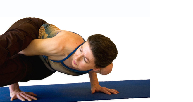 Shoulder Stabilizing Yoga